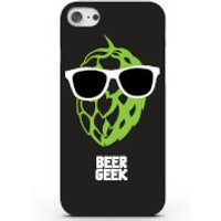 Beer Geek Phone Case for iPhone & Android - 4 Colours - Samsung Galaxy S6 Edge - Black