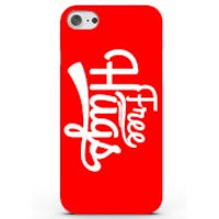 Free Hugs Phone Case for iPhone & Android - 4 Colours - iPhone 6/6s - Red