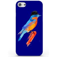 Lord Bird Phone Case for iPhone & Android - 4 Colours - Samsung Galaxy S6 - Blue