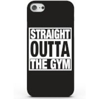 Straight Outta the Gym Phone Case for iPhone & Android - 4 Colours - iPhone 6 Plus - Red