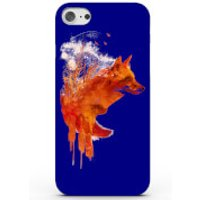 Fox Phone Case for iPhone & Android - 3 Colours - iPhone 6 Plus - Blue