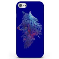 Routes of the Wolf Phone Case for iPhone & Android - 4 Colours - Samsung Galaxy S7 Edge - Blue