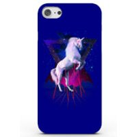 Lazer Unicorn Phone Case for iPhone & Android - 4 Colours - iPhone 7 - Blue