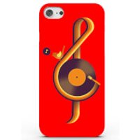 Retro Sound Phone Case for iPhone & Android - 4 Colours - iPhone 7 - Red