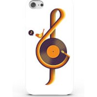 Retro Sound Phone Case for iPhone & Android - 4 Colours - iPhone 5/5s - White