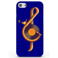 Retro Sound Phone Case for iPhone & Android - 4 Colours - iPhone 5c - Blue