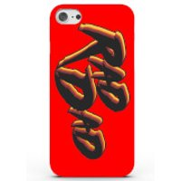 Rad Dad Phone Case for iPhone & Android - 4 Colours - iPhone 5c - Red