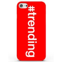 Hash Tag Trending Phone Case for iPhone & Android - 4 Colours - iPhone 7 - Red
