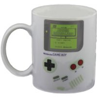 Taza Termosensible Nintendo  Game Boy