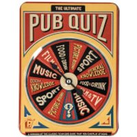 The Ultimate Pub Quiz Party Game - Pub Gifts