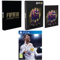 FIFA 18 Exclusive Steelbook and Artcard Edition