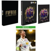 FIFA 18 - Ronaldo Edition With Exclusive Steelbook and Artcard