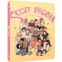 Scott Pilgrim contra el mundo - Steelbook Ed. Limitada Exclusivo de Zavvi