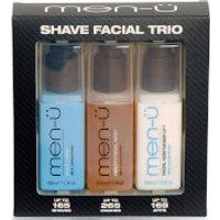men- Shave Facial Trio Set