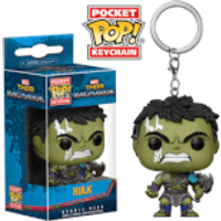 Thor Ragnarok Hulk Pop! Key Chain - Hulk Gifts