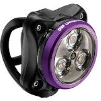 Lezyne Zecto Drive 250 Front Light - Purple