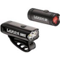Lezyne Micro 500/Micro 180 Lightset - Black
