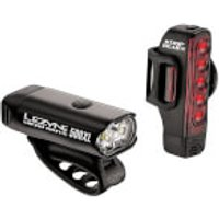 Lezyne Micro 500/Strip 150 Lightset - Black