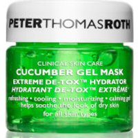 Mascarilla de gel Cucumber de Peter Thomas Roth 14 ml
