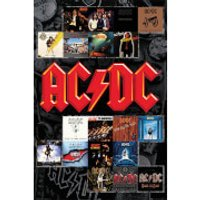 AC/DC Covers - 61 x 91.5cm Maxi Poster - Acdc Gifts