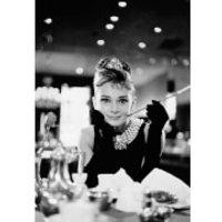Audrey Hepburn - 100 x 140cm Giant Poster