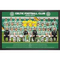 Celtic Team Photo 15/16 - 61 x 91.5cm Framed Maxi Poster - Celtic Gifts