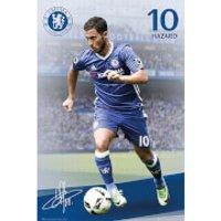 Chelsea Hazard 16/17 - 61 x 91.5cm Maxi Poster - Chelsea Gifts