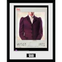 Doctor Who Spacetime Tour Missy - 16 x 12 Inches Framed Photograph - Doctor Who Gifts