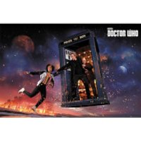 Doctor Who: Season 10 Iconic - 61 x 91.5cm Maxi Poster - Doctor Gifts