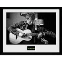 Ed Sheeran Chord - 16 x 12 Inches Framed Photograph - Ed Sheeran Gifts