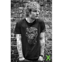 Ed Sheeran Skull - 61 x 91.5cm Maxi Poster - Ed Sheeran Gifts