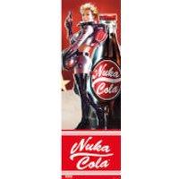 Fallout 4 Nuka Cola - 53 x 158cm Door Poster