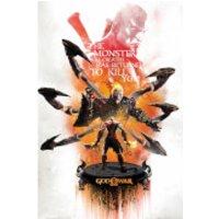 God of War Key Art 2 - 61 x 91.5cm Maxi Poster - God Gifts