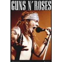 Guns N' Roses Axel - 61 x 91.5cm Maxi Poster - Guns Gifts