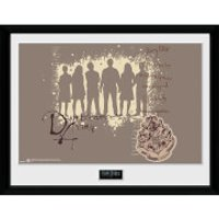 Harry Potter Dumbledores Army - 16 x 12 Inches Framed Photograph - Army Gifts