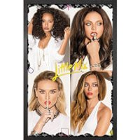 Little Mix Squares - 61 x 91.5cm Framed Maxi Poster - Little Mix Gifts