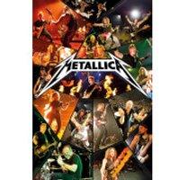 Metallica Live 2 - 61 x 91.5cm Maxi Poster - Metallica Gifts