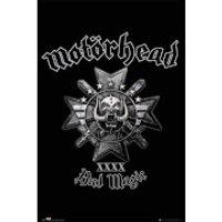 Motorhead Bad Magic - 61 x 91.5cm Maxi Poster - Motorhead Gifts