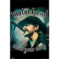 Motorhead Clean Your Clock - 61 x 91.5cm Maxi Poster - Motorhead Gifts