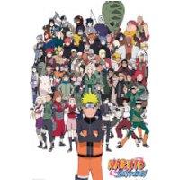 Naruto Shippuden Group - 61 x 91.5cm Maxi Poster - Naruto Gifts
