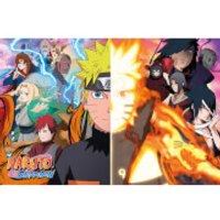 Naruto Shippuden Split - 61 x 91.5cm Maxi Poster - Naruto Gifts