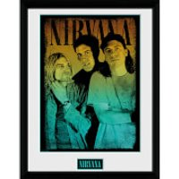 Nirvana Gradient - 16 x 12 Inches Framed Photograph - Nirvana Gifts
