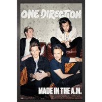One Direction Made in the AM - 61 x 91.5cm Framed Maxi Poster - One Direction Gifts