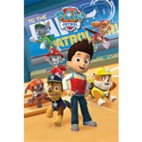 Paw Patrol Characters - 61 x 91.5cm Maxi Poster - Paw Patrol Gifts