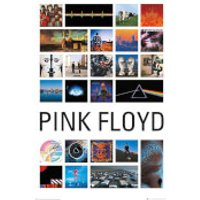 Pink Floyd Collage - 61 x 91.5cm Maxi Poster - Pink Floyd Gifts