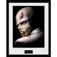 Resident Evil Zombie - 16 x 12 Inches Framed Photograph - Zombie Gifts
