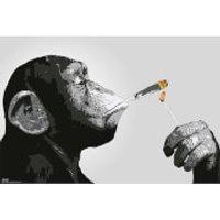 Steez Smoking - 61 x 91.5cm Maxi Poster - Smoking Gifts
