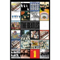 The Beatles Albums - 61 x 91.5cm Maxi Poster - Beatles Gifts