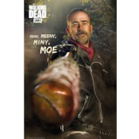 The Walking Dead Negan - 61 x 91.5cm Maxi Poster - The Walking Dead Gifts