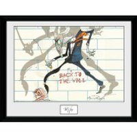 Pink Floyd Back to the Wall - 16 x 12 Inches Framed Photograph - Pink Floyd Gifts